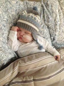 Bede blog 6th sleeping