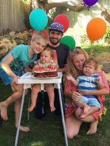 blog a birthday